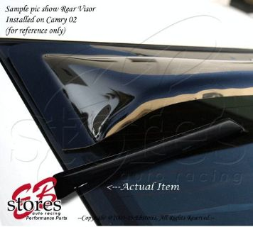Find Sun Guard Rear Visor Wind Shield Deflector BMW E34 525i 535i 540i 1988-1996 motorcycle in La Puente, California, United States, for US $53.95