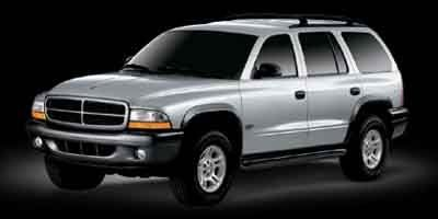 2003 Dodge Durango Sport (Timberline Green Pearl)