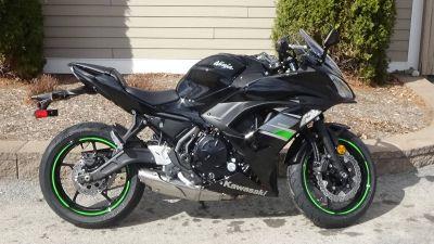2019 Kawasaki Ninja 650 Sport Bennington, VT