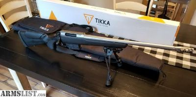 For Sale: Tikka T3x CTR 308