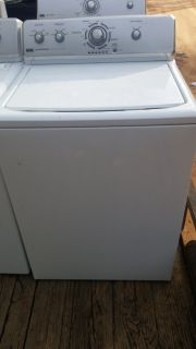 Maytag centennial super capacity washer