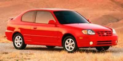 2003 Hyundai Accent GS (Quartz Green)