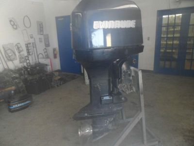 Find 1994 225HP 225 HP EVINRUDE JOHNSON OUTBOARD MOTOR motorcycle in West Palm Beach, Florida, US, for US $300.00