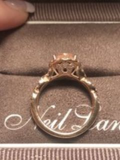 Neil Lane engagement/wedding ring
