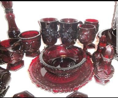 Buy 1 Piece Or Buy The Whole Set Avon Cape Cod Dishes