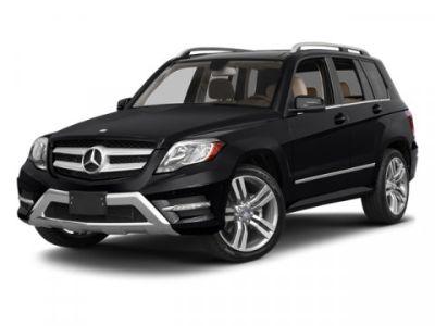 2013 Mercedes-Benz GLK-Class GLK350 4MATIC (BLACK)