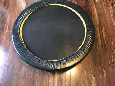 Gold's Gym 36-Inch Trampoline Circuit Trainer