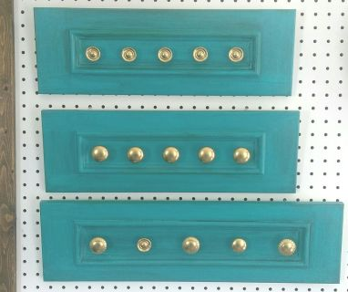 Turquoise Accessory Holders