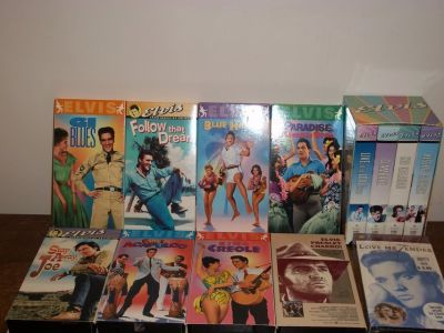 Elvis Movies Collection