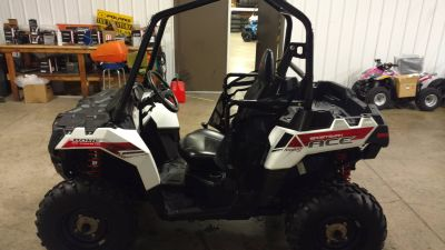 2014 Polaris Sportsman Ace Utility ATVs Thornville, OH
