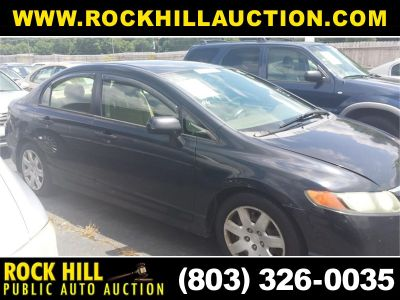 2006 Honda Civic LX (Black)