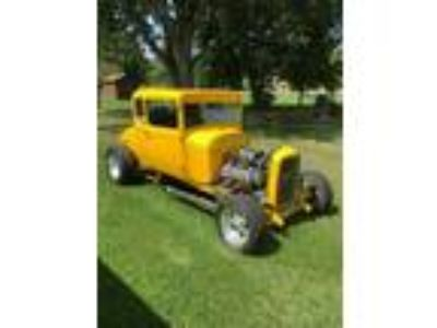 1929 Ford Rat Rod Coupe Power Engine