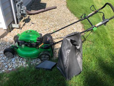 Lawnboy self propelled lawn mower