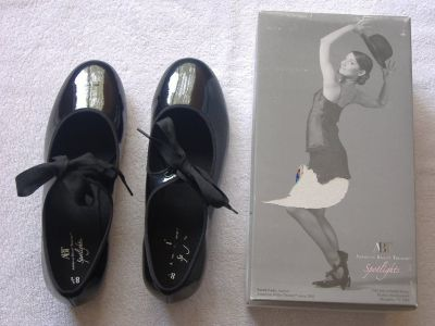 "Women's ""TAP DANCE"" Size 8 1/2 American Ballet Theatre Shoes"