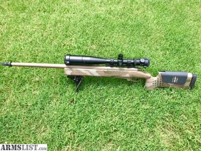 For Sale: Custom Bolt Action 300wm