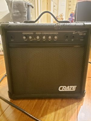Crate GX-15 Guitar Amp