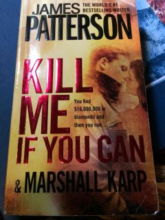 Paperback kill me if you can