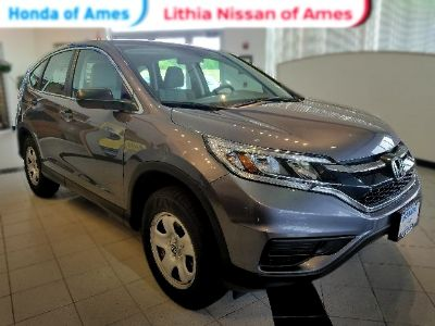2015 Honda CR-V LX (GRAY)