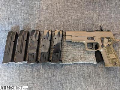 For Sale: Sig Sauer P226 Elite Scorpion