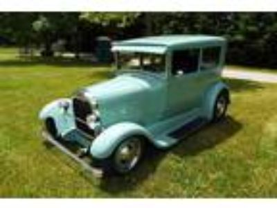 1928 Ford Model A Full Restored