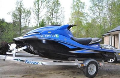 2011 SeaDoo GTX 155 6hrs and 2008 Kawasaki Ultra 250X