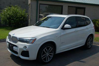 2016 BMW X3 AWD 4dr xDrive28i M SPORT (Alpine White)