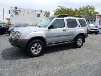 2002 Nissan Xterra SE (Sedona Metallic)
