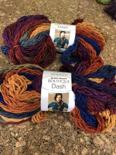 2 skeins. Never been used
