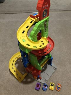 Fisher Price Little People Sit and Stand Track