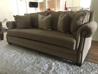 Like new couch and love seat!!