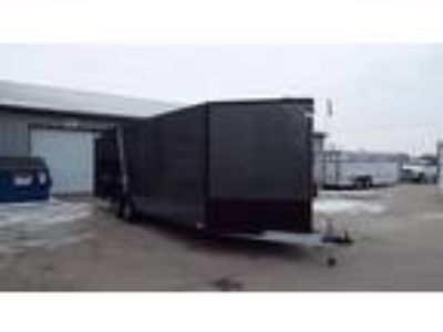 2019 Mission Trailers MCH 8.5'x29' Aluminum AllSport Enclosed Trailer