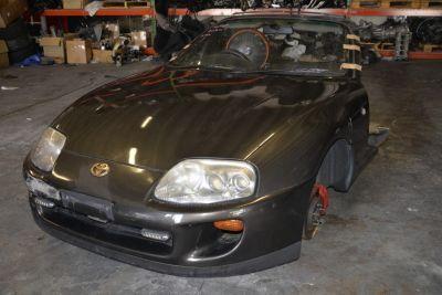 Toyota Supra Turbo Sport Roof Targa RZ Front Clip Cut JDM JZ