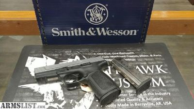 For Sale: Smith & Wesson SD9 VE - 9mm Semi-Auto