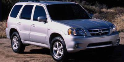 2006 Mazda Tribute ES-V6 (Mystic Black)