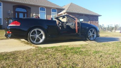 2005 645 CI CONVERTIBLE (PRICE REDUCED)