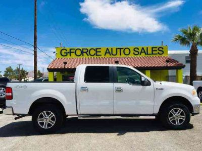 Used 2007 Ford F150 SuperCrew Cab for sale