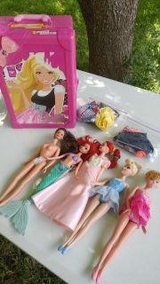 POMS Barbies and Accessories