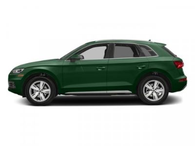 2018 Audi Q5 Tech Premium Plus (Azores Green Metallic)