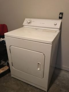 Electric Dryer needs some work
