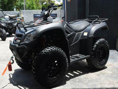 2018 Kymco MXU 450i LE Prime Sport-Utility ATVs Clearwater, FL