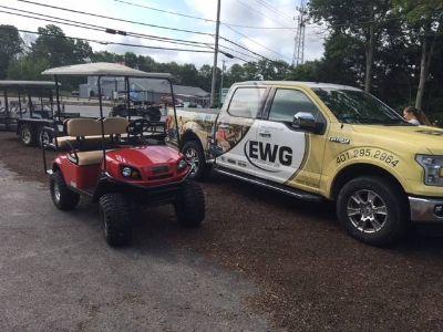 2018 E-Z-Go Express S4 Electric Golf carts Exeter, RI