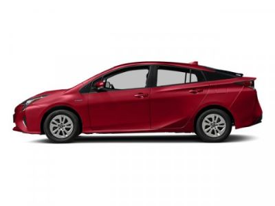 2018 Toyota Prius Four (Hypersonic Red)