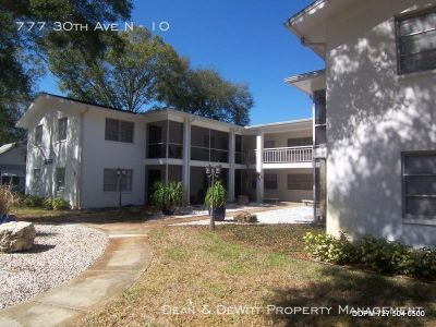 Crescent Heights Neighborhood Location - 2/1 Apartment-1st Floor Corner Unit