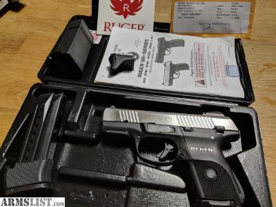 For Sale: Ruger SR9C like new in box