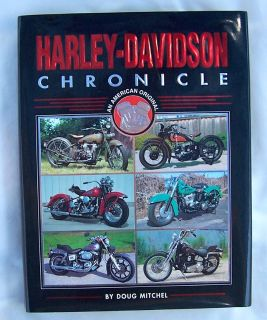 HARLEY DAVIDSON Coffee Table Book