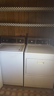 Washer & Dryer-Matching