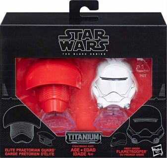 Star Wars E8 Dc Victor Guard & Tango Red Action Figure