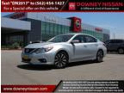 Used 2017 Nissan Altima Brilliant Silver, 42.1K miles