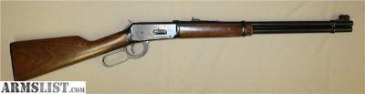 "For Sale: Winchester 94 LA .30-30 rifle - Blued/HW - 20"""