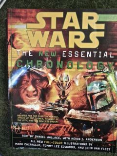 "Star Wars ""The New Essential Guide Chronology"""